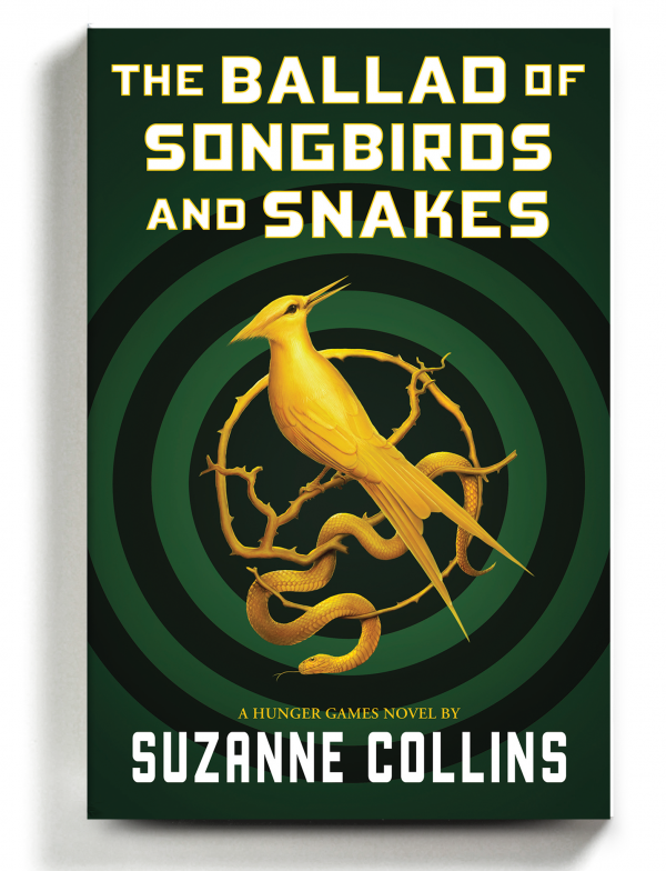 The Ballad of Songbirds and Snakes cover - Suzanne Collins