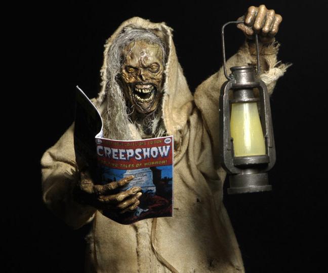 """Creepshow 7"""" Figures - The Creep close"""