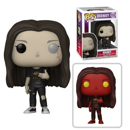 Mandy Funko Pop Figure with box and chase variant