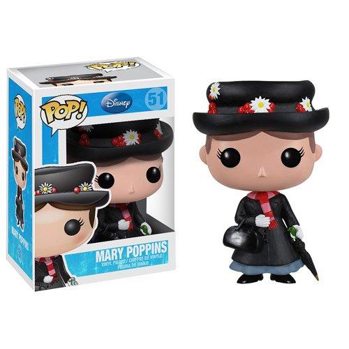 Disney's Mary Poppins Funko Pop Vinyl Figure with box