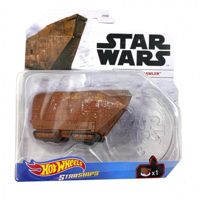 Hot Wheels Star Wars Sandcrawler - Star Wars Hot Wheels Starship 2021 Mix 2 Sandcrawler Vehicle