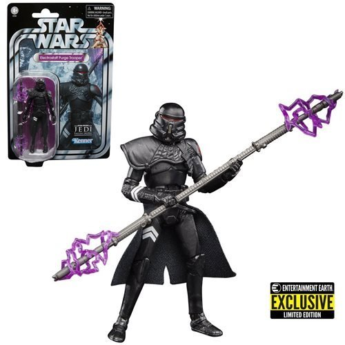 Star Wars The Vintage Collection Gaming Greats Electrostaff Purge Trooper Action Figure Exclusive