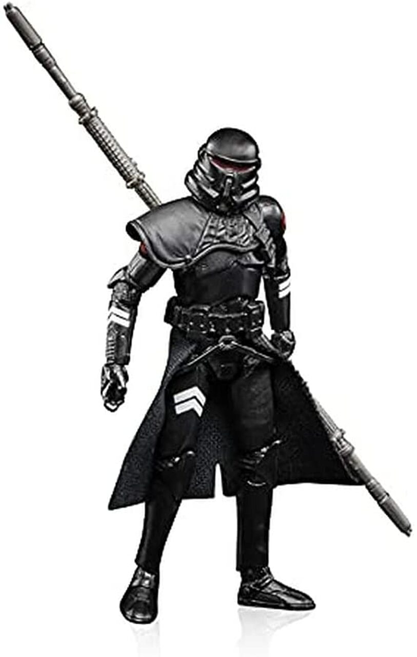 Star Wars The Vintage Collection Gaming Greats Electrostaff Purge Trooper Action Figure