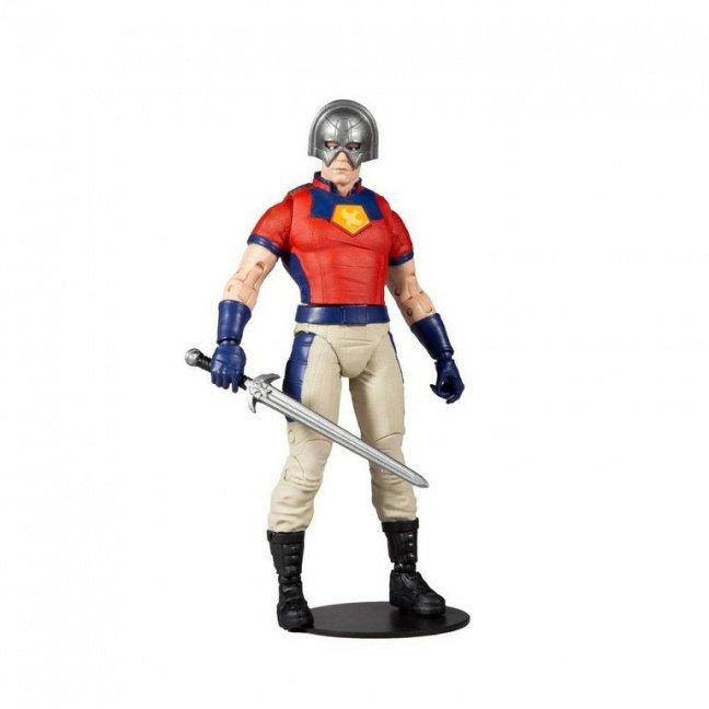 The Suicide Squad Movie Peacemaker Action Figure - DC Build-A Wave 5