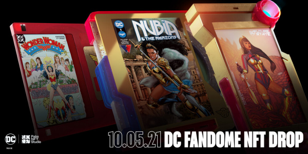 DC FANDOME NFT DROP Wonder Woman COMMON RARE LEGENDARY 61536de4bbe7c9.25399580