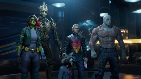 Guardians of the Galaxy video game