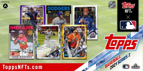 ToppsNFTS MLBSeries2 v2 TW 1
