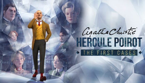 Agatha Christie - Hercule Poirot: The First Cases game