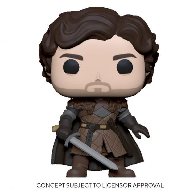 Game of Thrones Robb Stark with Sword Funko Pop! Vinyl Figure