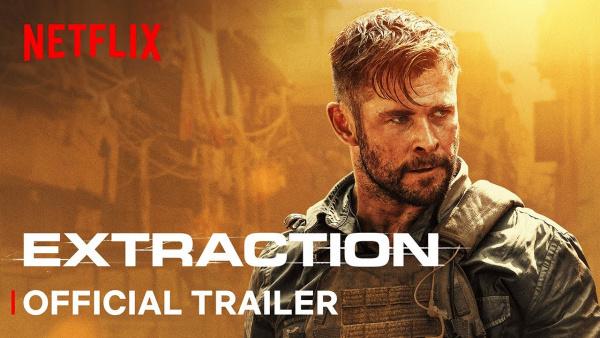 Extraction 2 trailer still