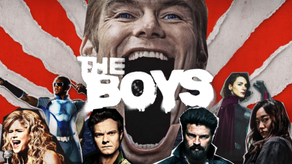 The Boys series from Amazon