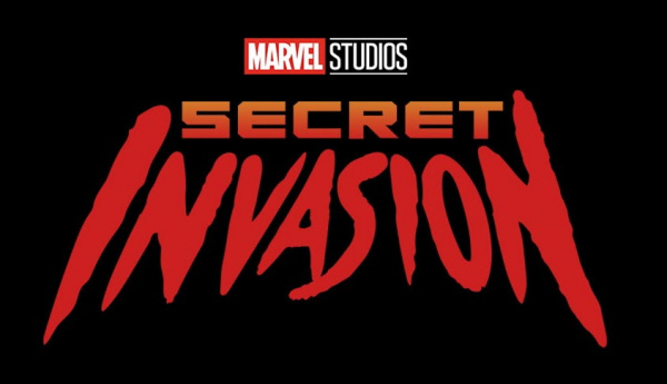 Marvel Secret Invasion TV series logo