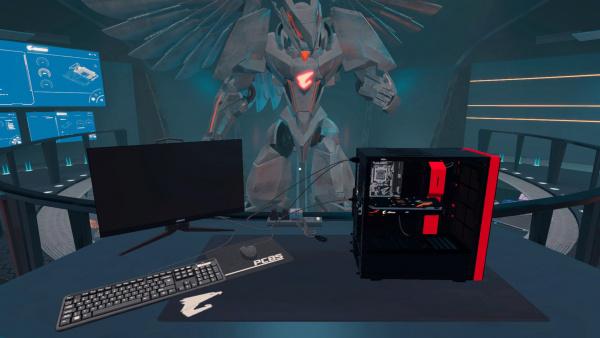 PC Building Simulator screen shot 5