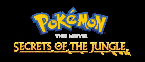 Pokemon the Movie: Secrets of the Jungle logo