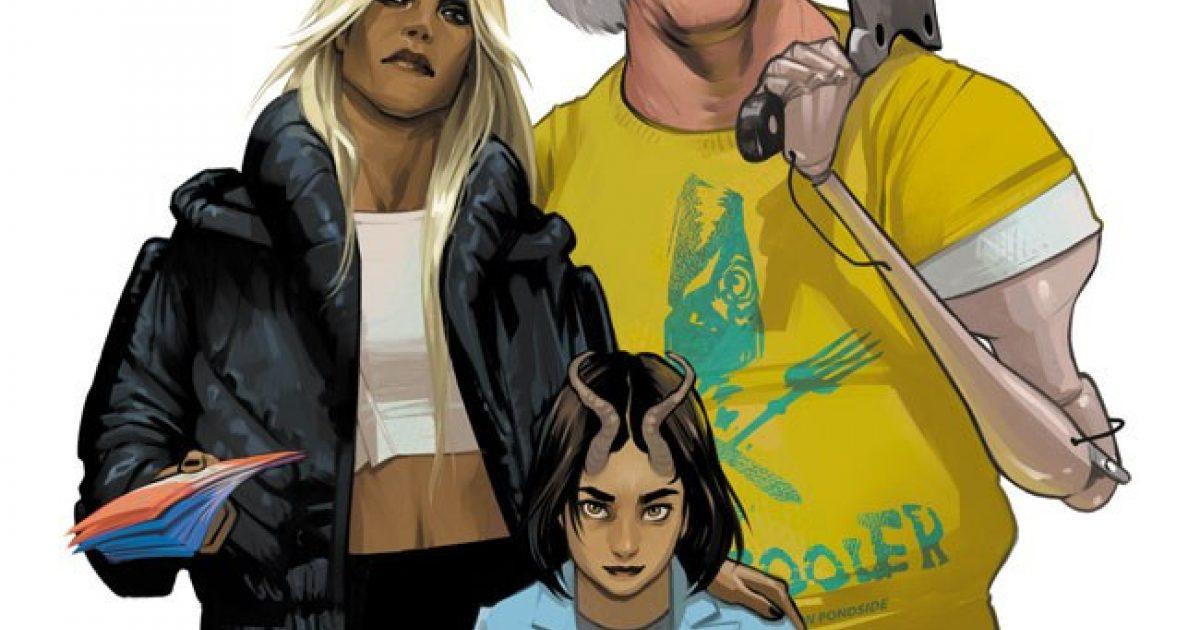 Saga returns with issue #55