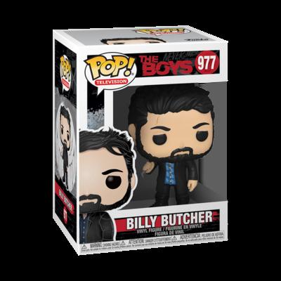The Boys Billy Butcher Funko Pop! Vinyl Figure in box