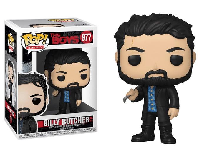 The Boys Billy Butcher Funko Pop! Vinyl Figure with box